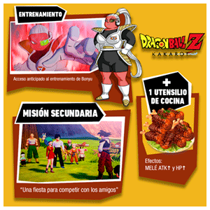 Dragon Ball Z Kakarot - DLC Contenido extra PS4