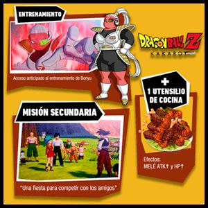 Dragon Ball Z Kakarot - DLC Contenido extra XONE
