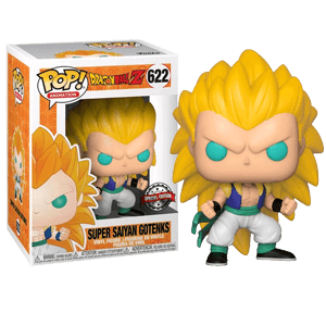 Figura Pop Super Saiyan Gotenks