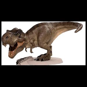 Figura Minico Jurassic Park: T-Rex
