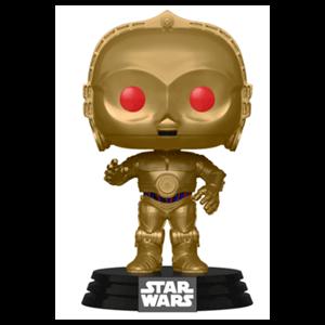 Figura Pop Star Wars IX: C3PO con Ojos Rojos
