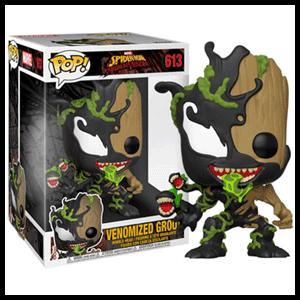 Figura Pop Marvel Max Venom: Groot