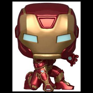 Figura Pop Avengers The Game: Iron Man
