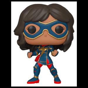 Figura Pop Avengers The Game: Ms Marvel