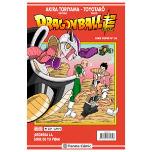 Dragon Ball Serie Roja nº 237