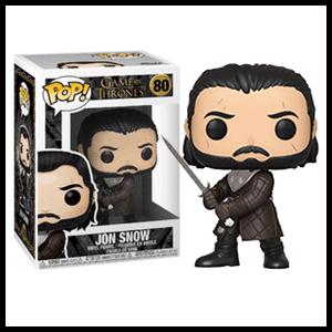 Figura Pop Juego de Tronos: Jon Snow S8