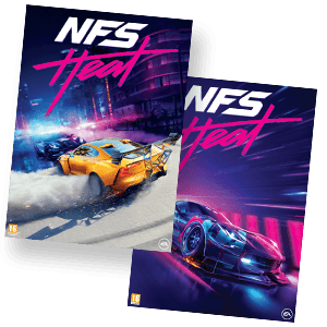 Need for Speed Heat - Póster