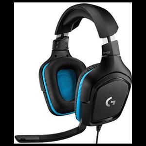 Logitech G432 7.1 PC-PS4-XONE-SWITCH-MOVIL - Auriculares Gaming - Reacondicionado