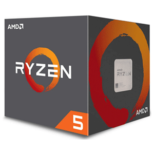 AMD Ryzen 5 2600 3.4Ghz 6-Core AM4 - Microprocesador - Reacondicionado