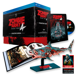 Zombie Army 4 Dead War Collector's Edition