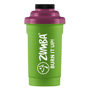 Zumba Burn it up! - botella shaker