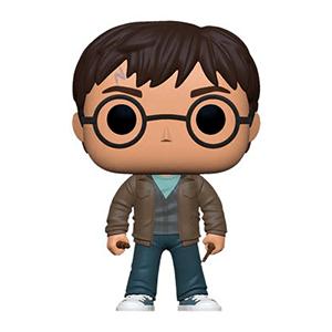 Figura Pop Harry Potter: Harry Potter con 2 Varitas