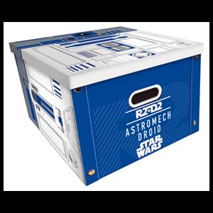 Caja Almacenaje R2 D2 Star Wars