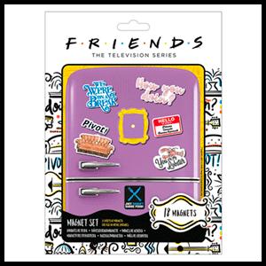 Set de Imanes How Do You Doin Friends