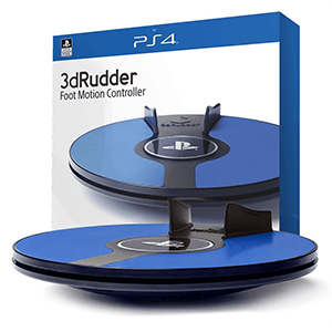 3dRudder Controller para PlayStation VR -Licencia oficial-