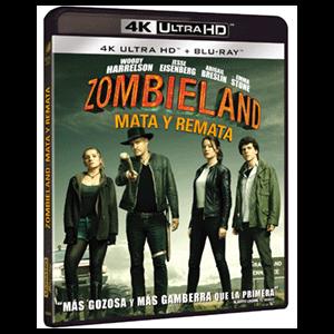 Zombieland 2 Mata y Remata 4K + BD