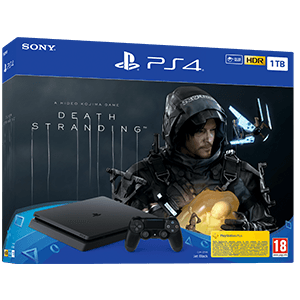 Playstation 4 1Tb + Death Stranding