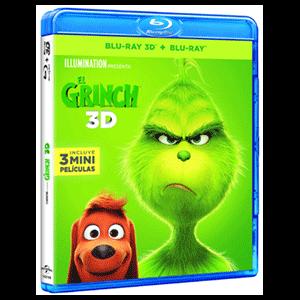 El Grinch (2018) 3D + 2D