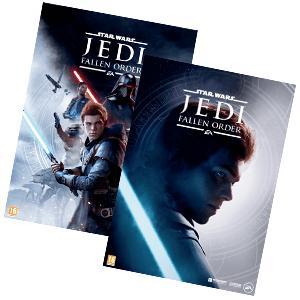 Star Wars Jedi Fallen Order - Póster