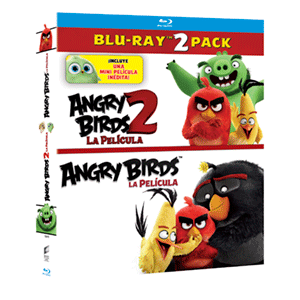 Angry Birds 1 + 2