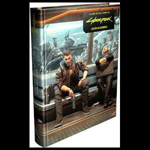 Cyberpunk 2077 - Guía Oficial Completa - Edición Coleccionista