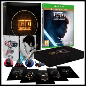 Star Wars Jedi Fallen Order Edicion Coleccionista
