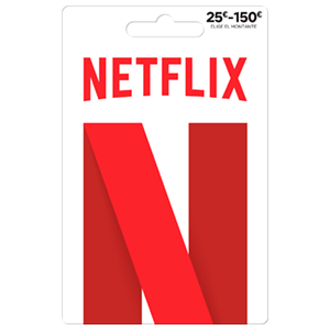 Pin Netflix 125 Euros