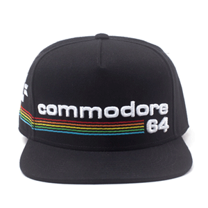 Gorra Commodore 64 - Full Rainbow