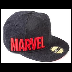 Gorra Marvel Parches