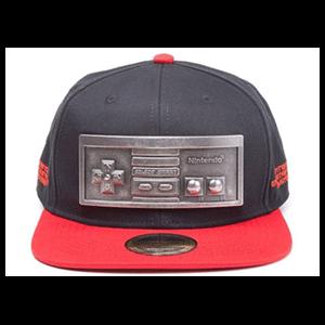Gorra Nintendo: NES Controller Metal Plate