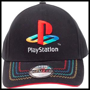 Gorra Playstation: Retro Logo Ajustable