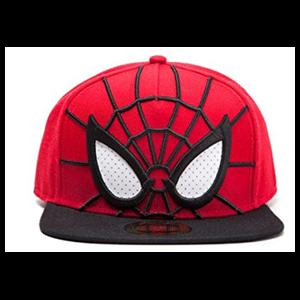 Gorra Spider-man: 3D Snapback with Mesh Eyes