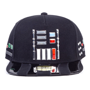 Gorra Star Wars:  Darth Vader Buttons