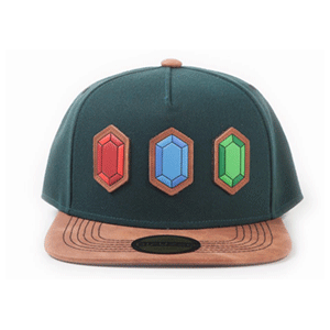 Gorra The Legend of Zelda: Rupias