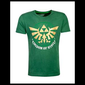 Camiseta The Legend of Zelda: Golden Hyrule Talla L