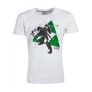 Camiseta The Legend of Zelda: Trifuerza Talla S