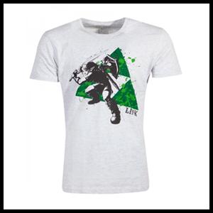 Camiseta The Legend of Zelda: Trifuerza Talla M
