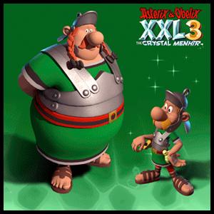 Asterix Obelix XXL 3 - DLC Traje de Legionario PS4