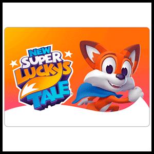 New Super Lucky Tale - Imán