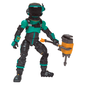 Figura Fortnite Solo Mode: Toxic Trooper