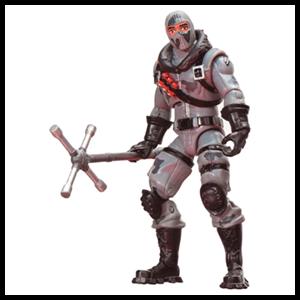 Figura Fortnite Solo Mode: Havoc