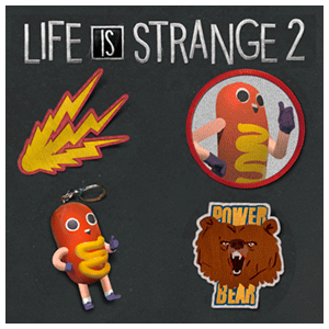 Life is Strange 2 - Set de parches