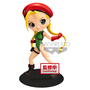 Figura Qposket Street Fighter: Cammy