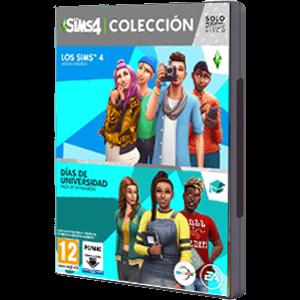 Los Sims 4  + Dias de Universidad