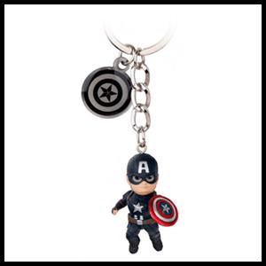 Llavero Egg Attack Marvel: Capitán América