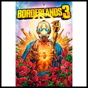 Poster Borderlands 3