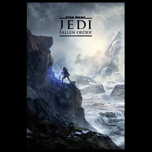 Poster Star Wars Jedi Fallen Order