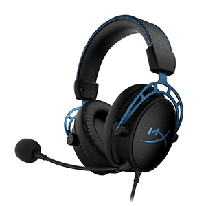 HyperX  Cloud Alpha S 7.1 PC-PS4-XONE-SWITCH-MOVIL - Auriculares Gaming