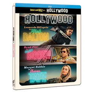 Érase Una Vez... En Hollywood - Edición Steelbook