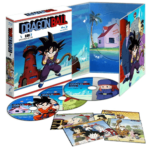 Dragon Ball - Bluray BOX 2 - Episodios 29 a 50